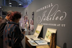 Exhibit and Alumni at Centennial Jubilee